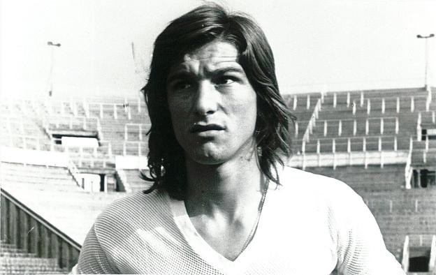 Fernando Tirapu en el Valencia