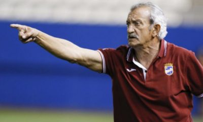 David Vidal, entrenador de fútbol