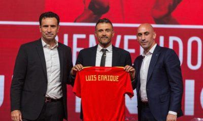 Luis Enrique Selección Española de Fútbol