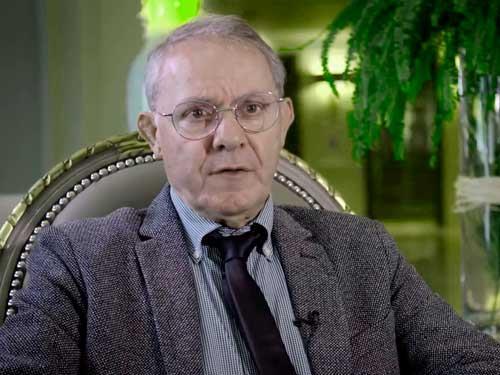 José Ángel de la Casa, periodista que narró el España - Malta