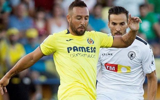 Cazorla vuelve al Villarreal