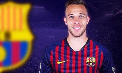 Arthur Melo, fichaje del Barcelona