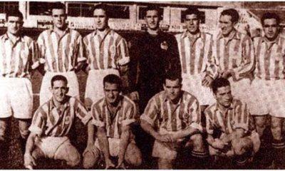 Eduardo Chillida fue portero de la Real Sociedad