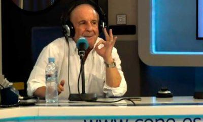 José María García y Florentino Pérez