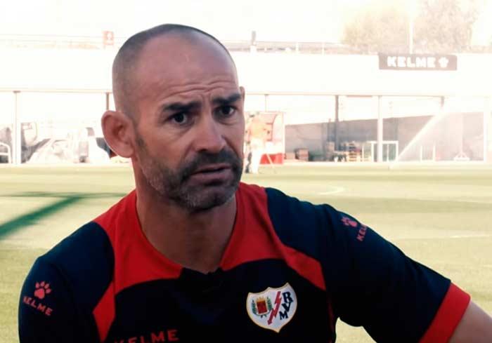 Paco Jémez entrenador de fútbol