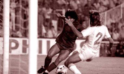 Regate de Maradona a Juan José