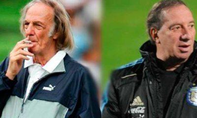 Menotti y Bilardo, dos formas diferentes de ver el fútbol