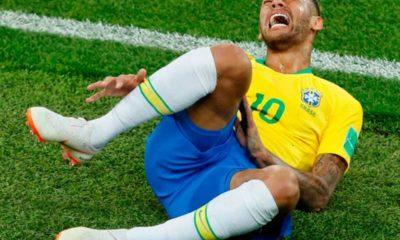 Neymar rey de la croqueta en el Mundial de Rusia