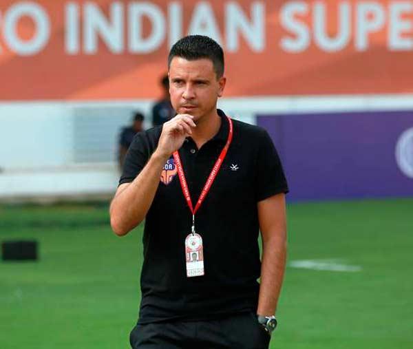 Sergio Lobera y el fútbol en la India