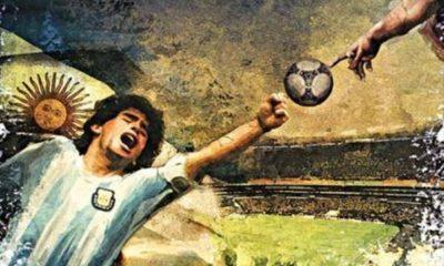 Maradona, la Mano de Dios
