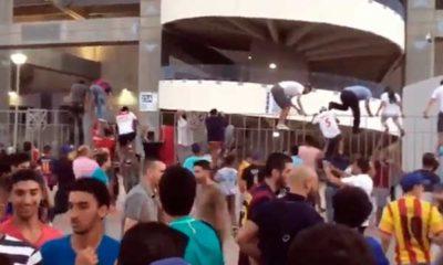Supercopa de España en Tánger