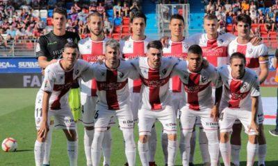 Debut de la SD Huesca en Primera División