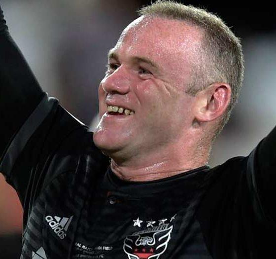 Wayne Rooney en Estados Unidos