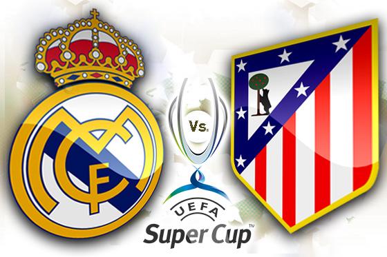 Supercopa de Europa Real Madrid Atlético de Madrid