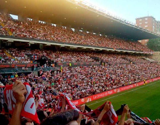 Estadio Vallecas Rayo Vallecano