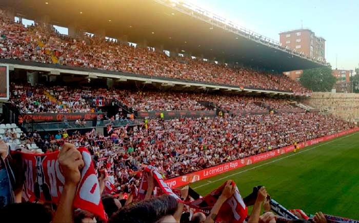 Estadio Vallecas Rayo Vallecano