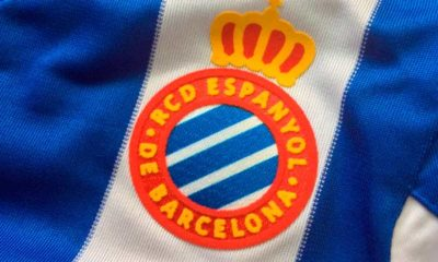 Escudo del RCD Espanyol de Barcelona