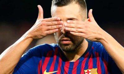 Gol de Jordi Alba al Huesca
