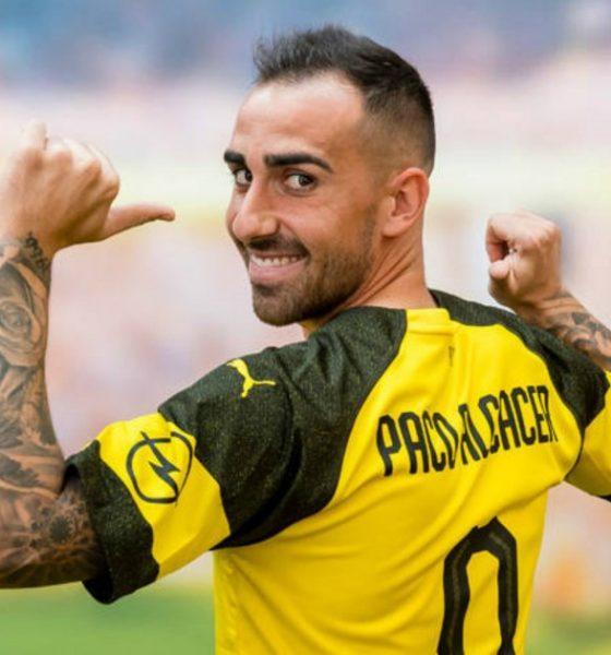 Paco Alcácer Borussia Dortmund