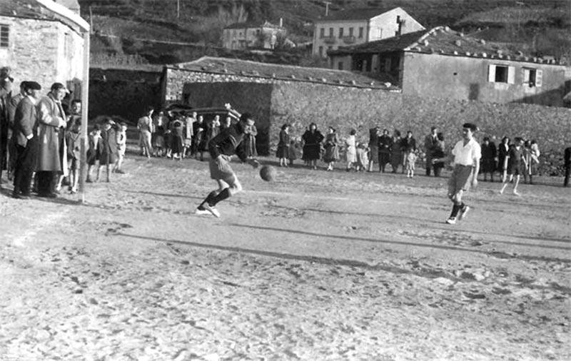 Fotos antiguas de fútbol