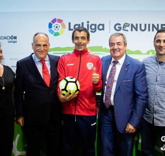 LaLiga Genuine Santander