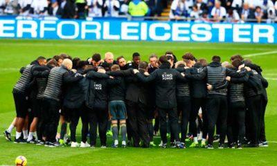 El Leicester recuerda a Vichai Srivaddhanaprabha