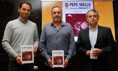 Pepe Vaello Valencia CF
