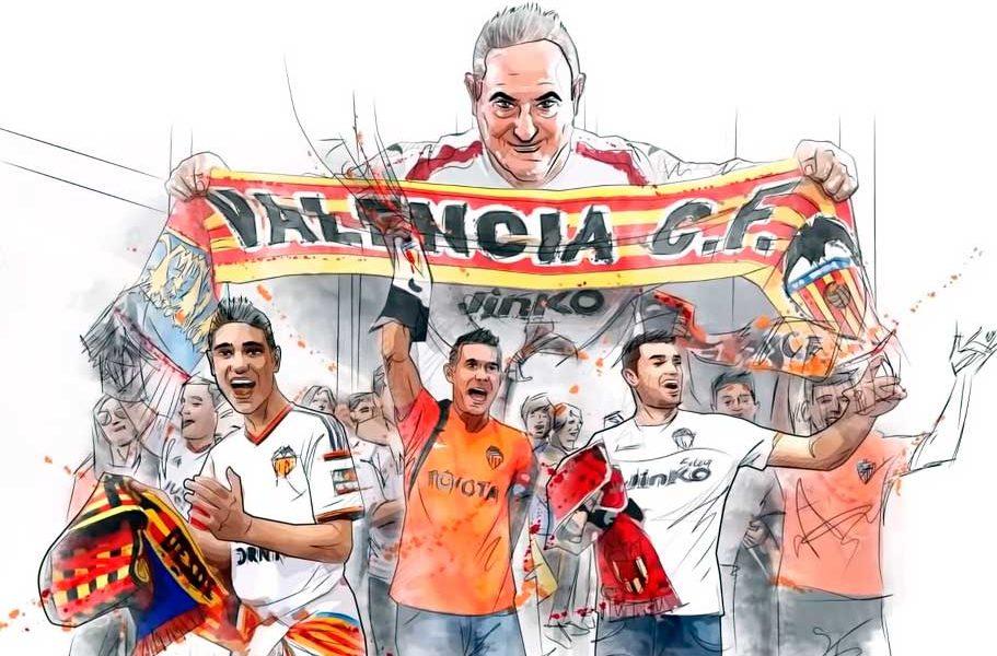 Centenario del Valencia CF