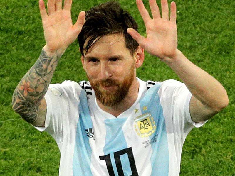 Messi y la Selección Argentina