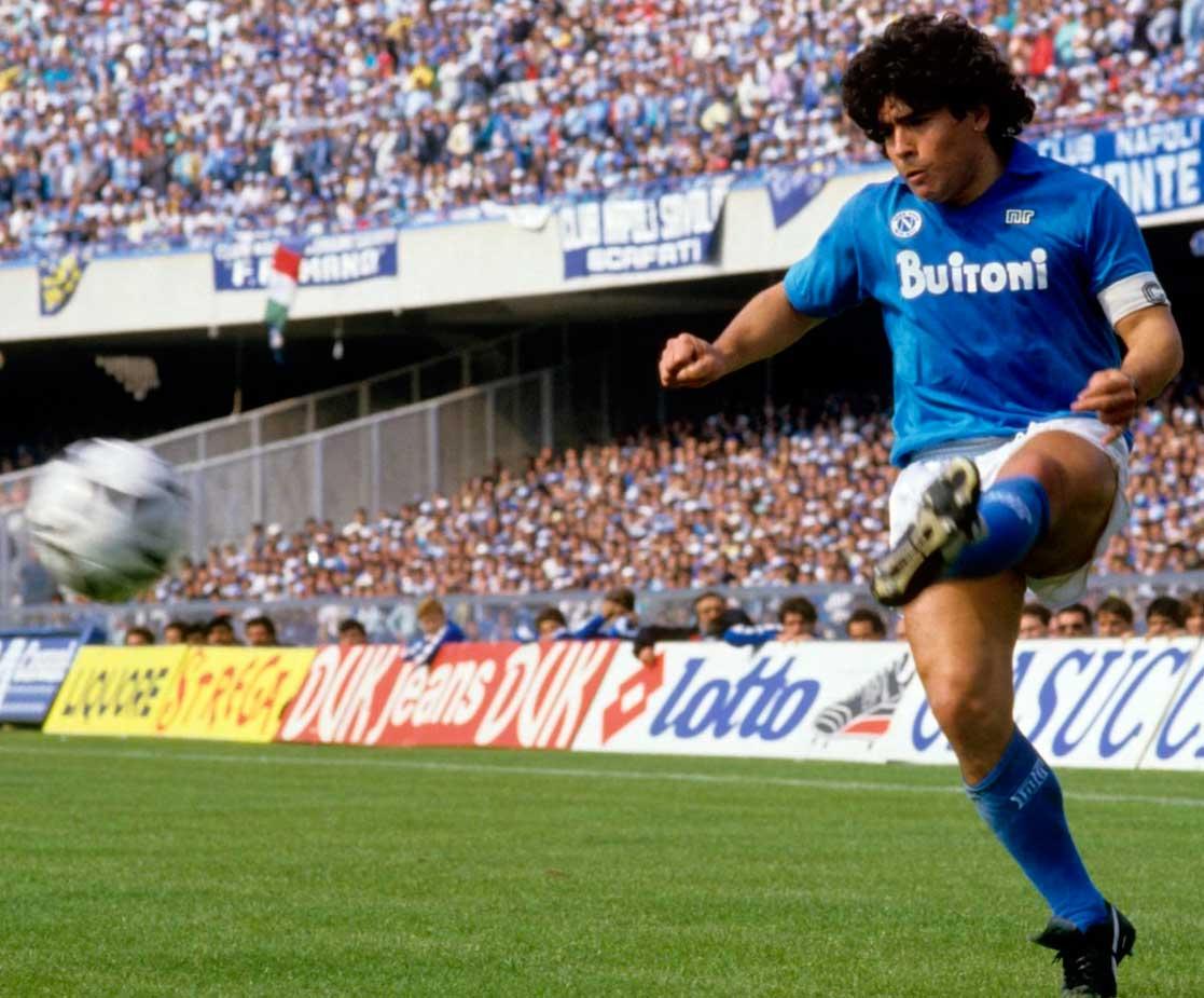 La película de Asif Kapadia sobre Maradona