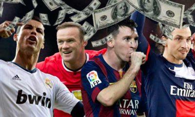 El futbolista más rico del mundo