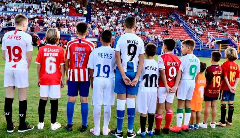 Extremadura y Sevilla con José Antonio Reyes