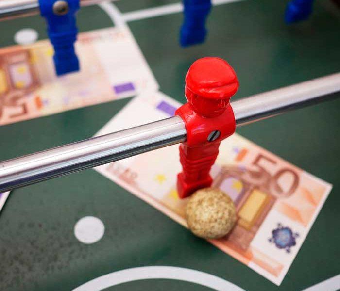 amaño de partidos en la Serie A italiana